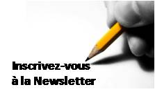 Inscriptiton newsletter